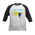Little Tornado Kids Baseball Jersey