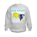 Little Tornado Kids Sweatshirt