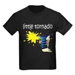 Little Tornado Kids Dark T-Shirt