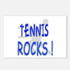 Tennis Rocks ! Postcards (Package of 8)