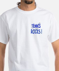 Tennis Rocks ! Shirt