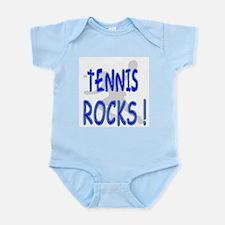 Tennis Rocks ! Infant Bodysuit