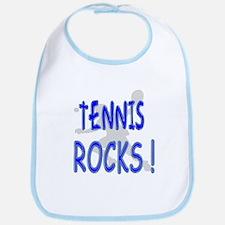 Tennis Rocks ! Bib