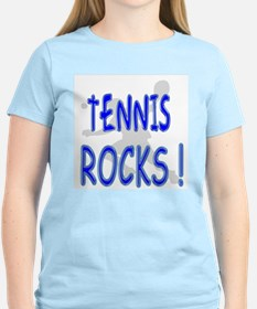 Tennis Rocks ! T-Shirt