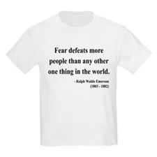 Ralph Waldo Emerson 23 T-Shirt