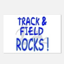 Track & Field Rocks ! Postcards (Package of 8)