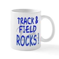 Track & Field Rocks ! Mug