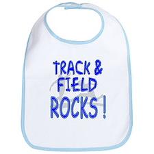 Track & Field Rocks ! Bib