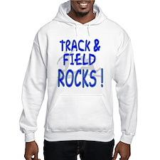 Track & Field Rocks ! Hoodie