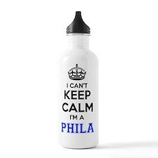 Funny Phila Water Bottle