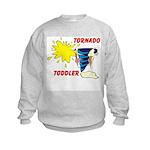 Toddler Tornado Kids Sweatshirt