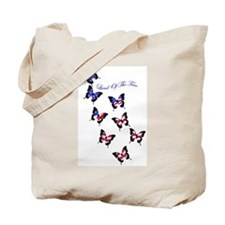 Butterjuly Tote Bag