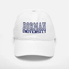BORMAN University Baseball Baseball Cap