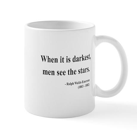Ralph Waldo Emerson 25 Mug