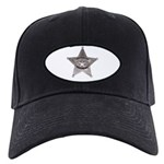 Sovereign Individual Badge on Black Cap
