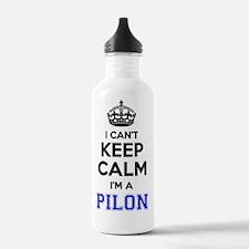 Funny Pilon Water Bottle