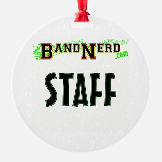 Bandnerd.com Staff Ornament