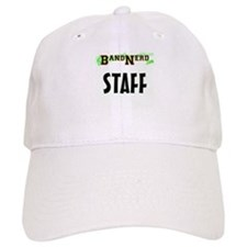 BandNerd.com Staff Baseball Cap