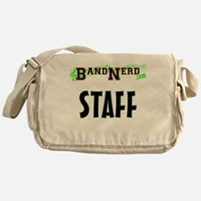 BandNerd.com Staff Messenger Bag