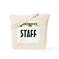 BandNerd.com Staff Tote Bag