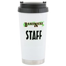 BandNerd.com Staff Travel Mug