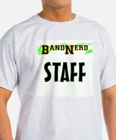 BandNerd.com Staff T-Shirt