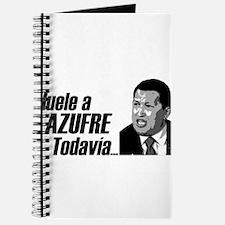 Huele a Azufre Todavia Journal
