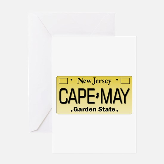 Cape_May_W_10x10 Greeting Cards