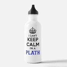 Unique Plath Water Bottle