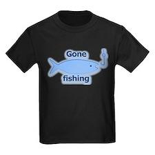 Gone fishing T