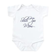 Shih Tzu Mom 18 Infant Bodysuit