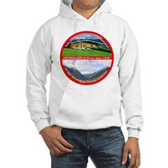 Peace in Switzerland Hoodie