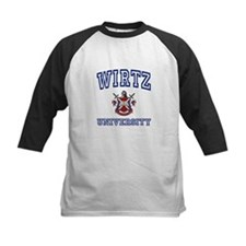 WIRTZ University Tee