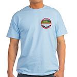 Peace in Switzerland Light T-Shirt