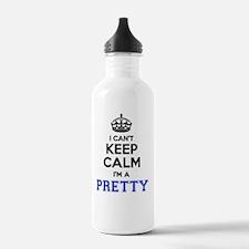 Cute Im pretty Water Bottle