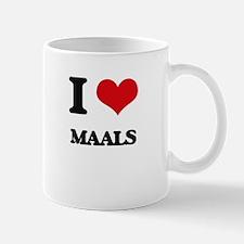 I love Maals Mugs