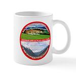 Peace in Switzerland Mug