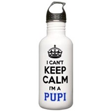 Funny Pupies Water Bottle