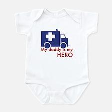 My Daddy Is My Hero (paramedic) Onesie