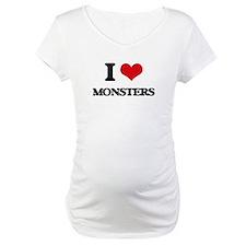 I love Monsters Shirt