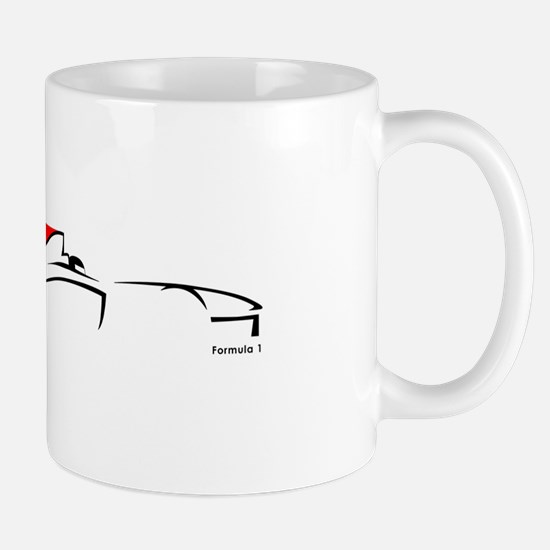 Formula 1 Swiss Mug