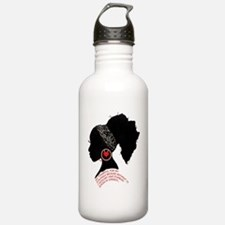 A QUEN BEAUTIFUL STRUG Water Bottle