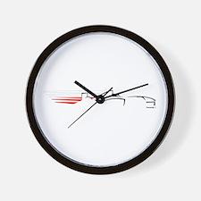 Formula 1 Poland Wall Clock