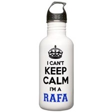 Funny Rafa Water Bottle