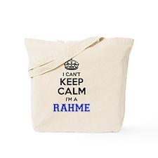 Rahm Tote Bag