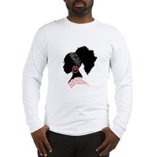 A QUEEN'S STRUGGLE IS BEAUTIFUL Long Sleeve T-Shir
