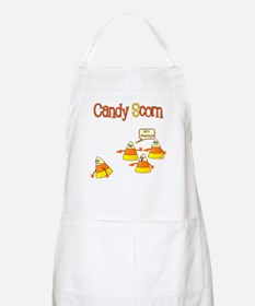 Scott Designs Candy Scorn BBQ Apron