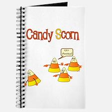 Scott Designs Candy Scorn Journal