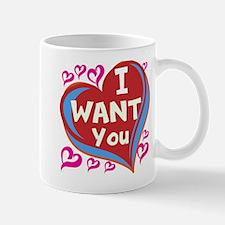 I want You ! Mugs