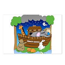 Noahs Ark Postcards (Package of 8)